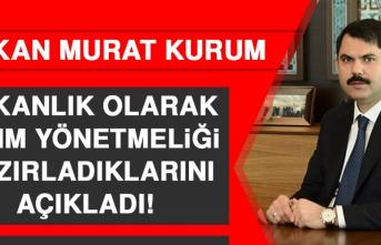 Bakan Murat Kurum, Bakanlık Olarak Yıkım Yönetmeliği Hazırladıklarını Açıkladı!
