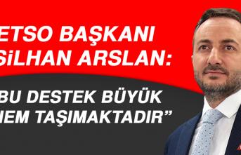 Başkan Arslan: İşten Çıkarma ve Nakdi Ücret Desteği Süresi 2 Ay Uzatıldı