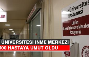Fırat Üniversitesi İnme Merkezi 500 Hastaya Umut Oldu