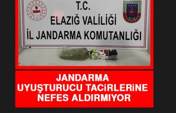 Jandarma, Uyuşturucu Tacirlerine Nefes Aldırmıyor