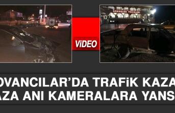 Kovancılar'da Trafik Kazası