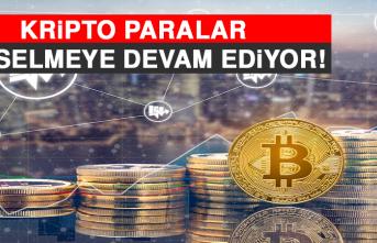 Kripto Paralar Yükselmeye Devam Ediyor!