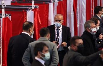 MHP'de genel başkanlık seçimi için oy verme işlemi tamamlandı
