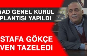 Mustafa Gökçe Güven Tazeledi