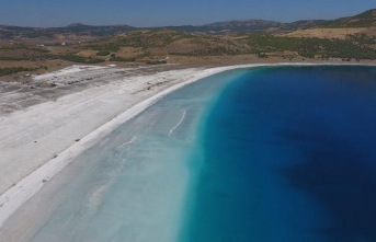Salda Gölü UNESCO adayı
