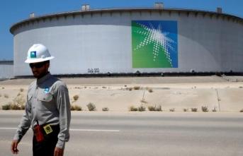Saudi Aramco'nun net karı yüzde 44 azaldı