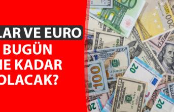 8 Nisan Dolar - Euro Fiyatları