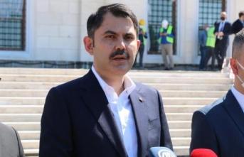 Bakan Kurum: Türkiye'de 1 milyon 550 bin konutun dönüşümünü sağladık