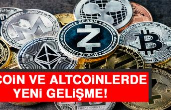 Bitcoin ve Altcoinlerde Yeni Gelişme!