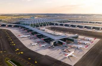 İstanbul Havalimanı Avrupa lideri oldu