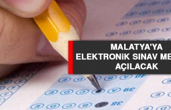 Malatya'ya Elektronik Sınav Merkezi Açılacak
