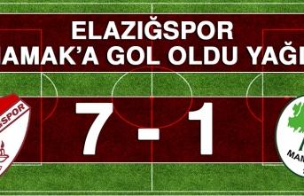 Tetiş Yapı Elazığspor – Mamak FK Karşılaşması