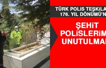 Türk Polis Teşkilatının 176. Yılı