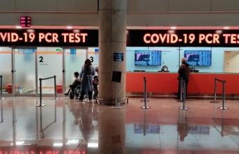 15 ülkeden gelen yolculardan PCR testi istenmeyecek