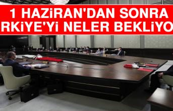 1 Haziran'dan Sonra Türkiye'yi Neler Bekliyor?