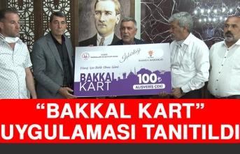 Bakkallar Odası'ndan AK Parti'ye Ziyaret