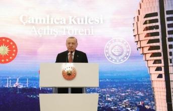Cumhurbaşkanı Erdoğan: Haziran sonunda Kanal İstanbul'un temelini atacağız