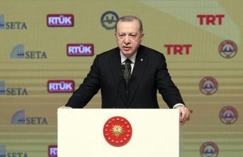 Cumhurbaşkanı Erdoğan: İslam düşmanlığı kanser hücresi gibi hızla yayılmaktadır