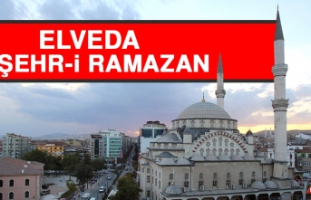 Elveda Ya Şehr'i Ramazan