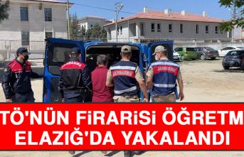FETÖ'nün Firarisi Öğretmen Elazığ'da Yakalandı