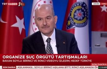 İçişleri Bakanı Süleyman Soylu TRT Haber'de Merak Edilenleri Açıkladı