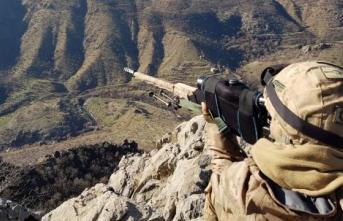 Irak'ın kuzeyine MİT operasyonu: 4 terörist etkisiz hale getirildi