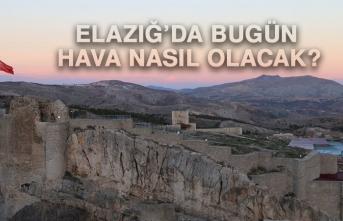 10 Haziran'da Elazığ'da Hava Durumu Nasıl Olacak?
