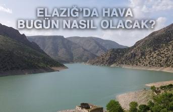 7 Haziran'da Elazığ'da Hava Durumu Nasıl Olacak?