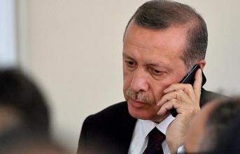 """Cumhurbaşkanı Erdoğan'dan saldırıya uğrayan doktora """"geçmiş olsun"""" telefonu"""