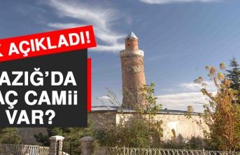 Elazığ'da Kaç Camii Var?