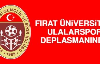 Fırat Üniversitesi, Ulalarspor Deplasmanında