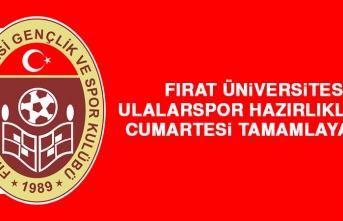 FÜ, Ulalarspor Hazırlıklarını Cumartesi Tamamlayacak