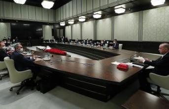 Kabine toplandı: Kısıtlamalar gevşetilecek mi?