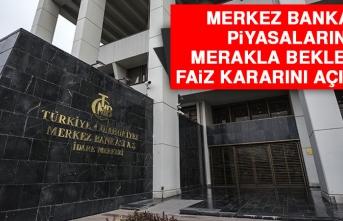 Merkez Bankası Piyasaların Merakla Beklediği Faiz Kararını Açıkladı