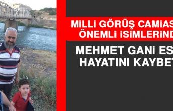 Milli Görüş Camiasının Önemli İsimlerinden Mehmet Gani Esen Hayatını Kaybetti