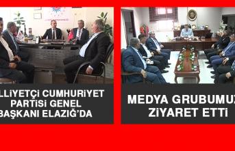 Milliyetçi Cumhuriyet Partisi Genel Başkanı Elazığ'da