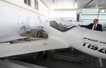 THK'nın ürettiği uçaklar seri üretim için alıcı bekliyor