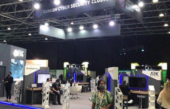 Türkiye'nin Siber Güvenlik Çalışmaları Dubai'de Sergilendi