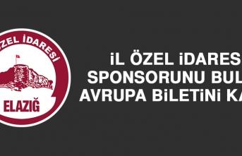 İÖİ; Sponsorunu Buldu, Avrupa Biletini Kaptı