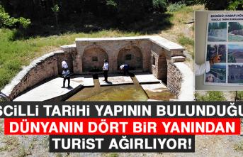 Tarihi Köy, Dünyanın Dört Bir Yanından Turist Ağırlıyor!