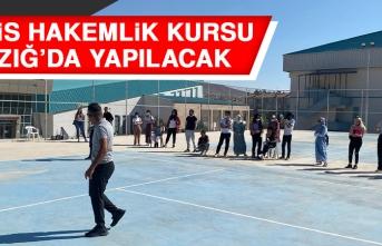 Tenis Hakemlik Kursu Elazığ'da Yapılacak