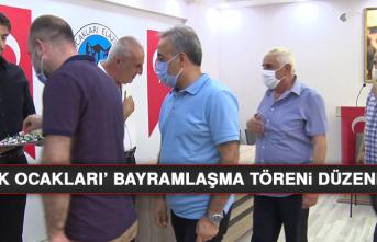 Türk Ocakları' Bayramlaşma Töreni Düzenledi