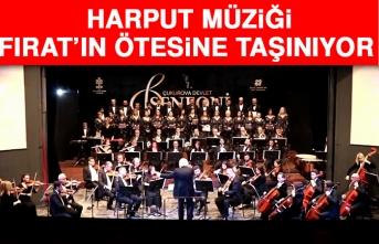 Harput Müziği, Fırat'ın Ötesine Taşınıyor