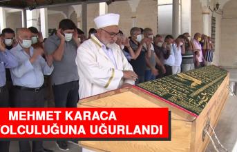Mehmet Karaca, Son Yolculuğuna Uğurlandı