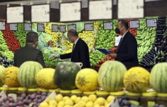 Bakanlıktan marketlerde fahiş fiyat denetimi