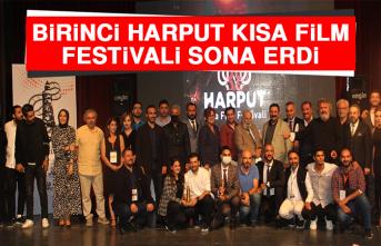 Birinci Harput Kısa Film Festivali Sona Erdi