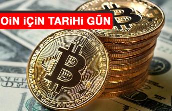 Bitcoin İçin Tarihi Gün