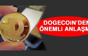 Dogecoin'den Önemli Anlaşma