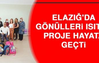 Elazığ'da Gönülleri Isıtan Proje Hayata Geçti