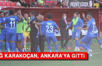 Elazığ Karakoçan, Ankara'ya Gitti